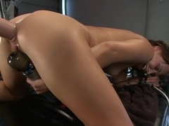 Horny anal, fetish porn clip with fabulous pornstar from Fuckingmachines