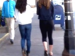 Thick and Thin Booties Walking
