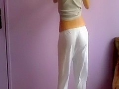 Dancing in that tight pants should make your dick hard