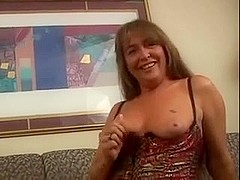 Mature Squirting for us- Deep Anal beautiful man