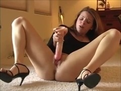 German Beauty Doing Sexy Sextoy Agonorgasmos