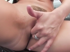 Horny pornstars Taylor Vixen, Jayden Jaymes and Sara Jay in fabulous big tits, lesbian sex video