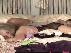 Fabulous pornstar Amber Rayne in incredible small tits, blowjob adult video