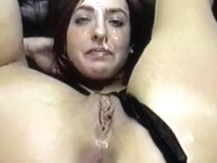 Mother I'd Like To Fuck has anal sex with facial