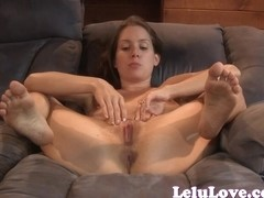 Lelu Love-Widening Impregnation Jerkoff Encouragement