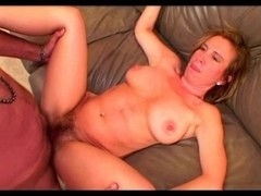 Hawt Curly Mother I'd Like To Fuck Sabrina Ann Receives Her Large Lipped Snatch Screwed