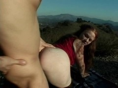 Thick Lil' Redhead Drilled Outdoors