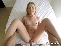 Gracie Dai in Deep Wet Pussy - POVD Video