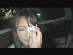 2 movies of youthful honey swallowing and oriental massive facial