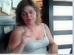 Busty mature whores showing tits