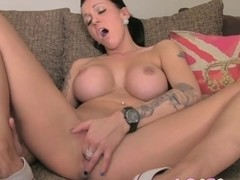Love Creampie Sweet amateur gets her pussy filled