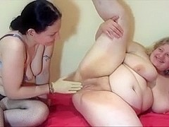 muture lesbains anal & pussy fisting
