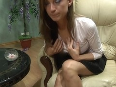 LacyNylons Movie: Rosa
