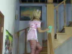Pantyhose1 Movie: Megan and Flossie