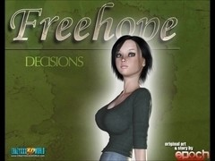 3D Comic: Freehope. Episode 3