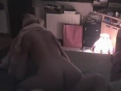 Crazy Homemade clip with doggy style scenes