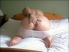 Breasty wife climax recorded by hubby