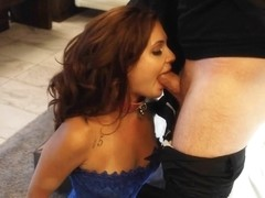 Whore In Sexy Lingerie Ariana Marie