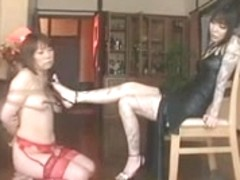 Japanese Mistress - Bounded and Humiliated