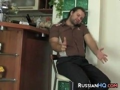 Russian Prostitute Getting Pounded