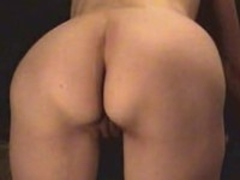 She gets fucked after rubbing it