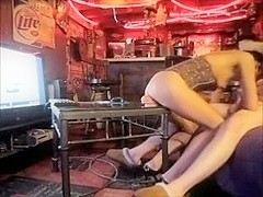 Amateur cock sucking and fucking
