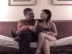 Hot Asian Octavia Uses Toys to Get Off