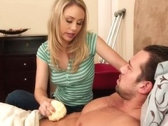 Charlee Monroe & Johnny Castle in My Dad Shot Girlfriend