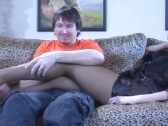 NylonFeetVideos Video: Hetty and Rolf