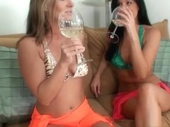 India Summer, Kristen Cameron in Horny hotties Video