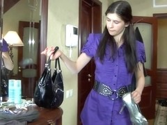 Anal-Pantyhose Clip: Beatrice and Arthur A