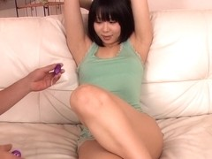 Best Japanese girl Mikan Kururugi in Crazy JAV uncensored Dildos/Toys video