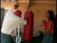 Dark Whore Proves That Babe Can Be Aggressive
