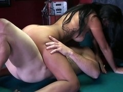 Pussy gets paid to have sex on camera
