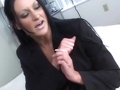 Best pornstar Extreme Holly in hottest blonde, bdsm porn video