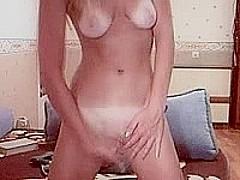 Tan gee fingering after bath 2
