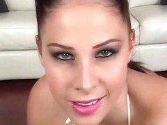 Amazing pornstar Gianna Michaels in exotic cunnilingus, big butt sex movie