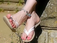 Playful feet part 4