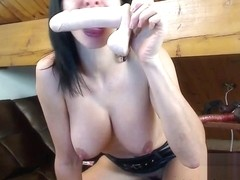 Livecam Forbidden Role Play With Anal Beads - KinkyFrenchies