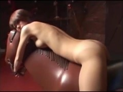 Japanese Strapped Down Sex