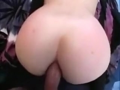 Homemade sex tape with me getting my pussy and ass smashed