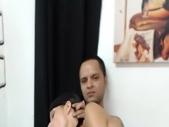 cumcoupleshots secret clip on 01/23/15 18:25 from chaturbate