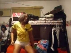 Fabulous twerking cam dance episode