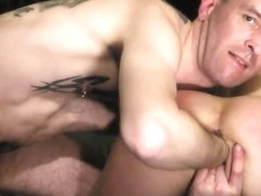 French libertine slave double fisting and rough sex