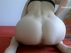 wife gives a bj with prostate massage