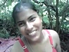 (DirtyCook) Indian GF in the park
