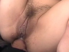 Woman toyed and fucked