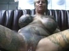 Breasty tattooed mother i'd like to fuck pov