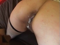 Housewife Acquires Wonderful Fucking From BBC