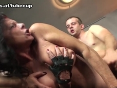Best pornstar in Incredible Brunette, Mature xxx scene